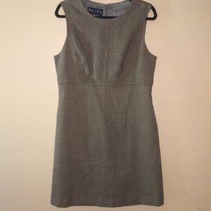 Ralph Lauren Sleeveless Brown Dress Size 10